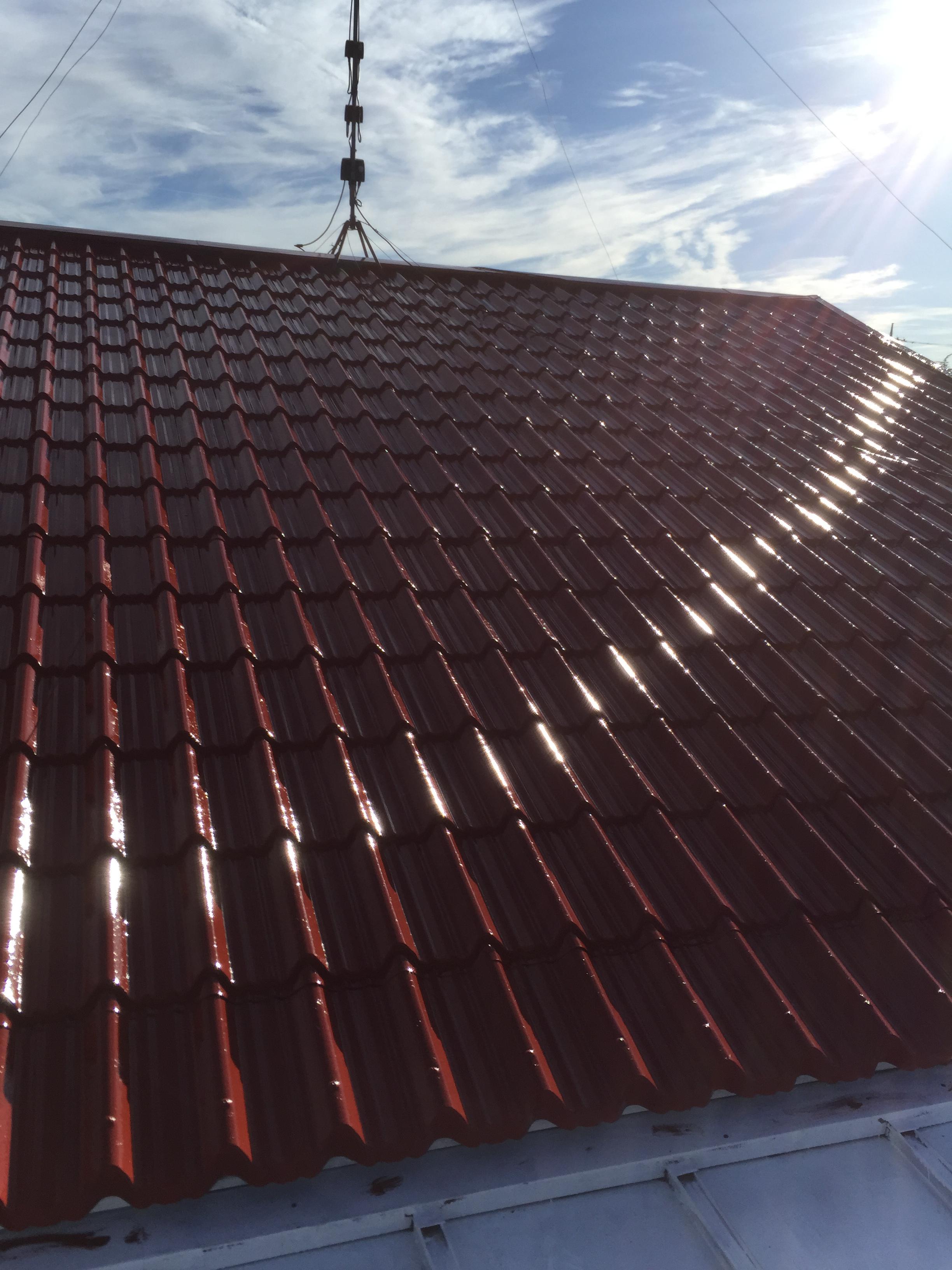 家を守る屋根塗装とは